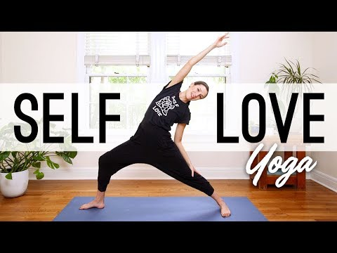 Self Love Yoga  |  Full Class  |  Yoga With Adriene