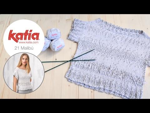 Knitting Tip Top Malibu | Chic 93 Mod 21