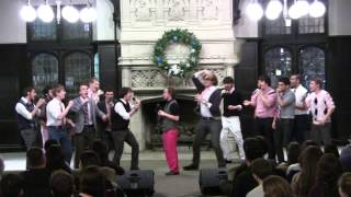 Hey Juliet (LMNT) [A Cappella] - University of Chicago