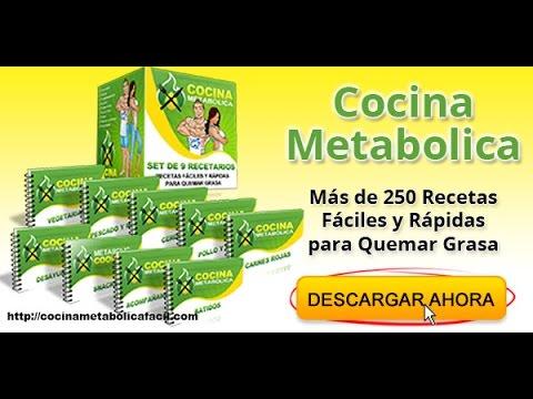 Libro de cocina metabolica gratis pdf youtube for Libros de cocina gratis