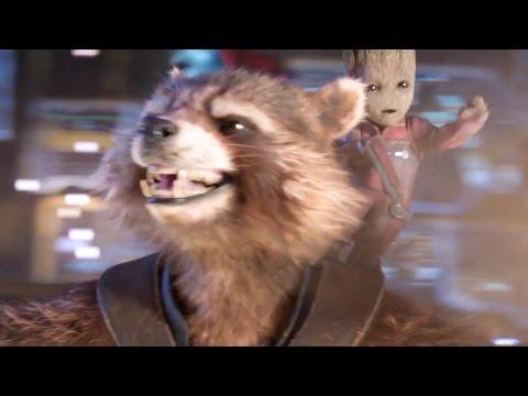 Стражи Галактики 2  — Я есть Грут! (HD) Русский трейлер