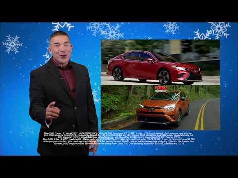 Holiday 3Toyota of Santa Fe | New Mexico Toyota Dealer