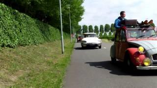 citroen sm ds cabriolet bus u23 citromobile 2014