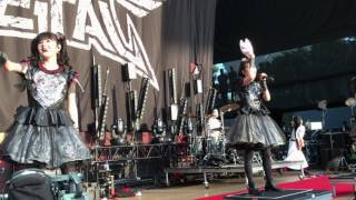 BabyMetal - Shoreline Amphitheater - 2017 - Mountain View, CA WATCH...