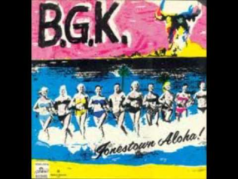 B.G.K. - Jonestown Aloha (FULL ALBUM)