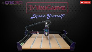 YouCarve CNC - Express Yourself!