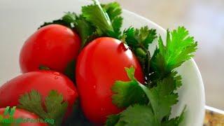 Nejlepší potraviny proti otravě olovem: chlorela, koriandr, rajčata, moringa?