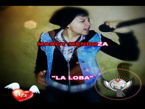 """Marcy - """"La Loba""""  (Karaoke Cover)"""