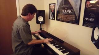 "Frank Valvo - Piano Cover of ""We Don't Talk Anymore"" by Cliff Richard"