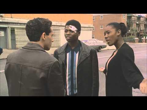 Una historia del Bronx (A Bronx tale) escena doblaje