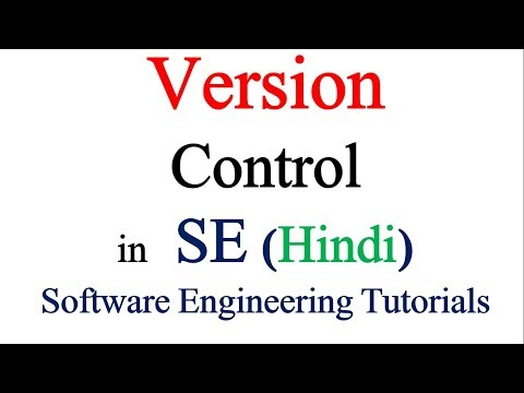 Version Control in in Software Engineering | Software Engineering Tutorials