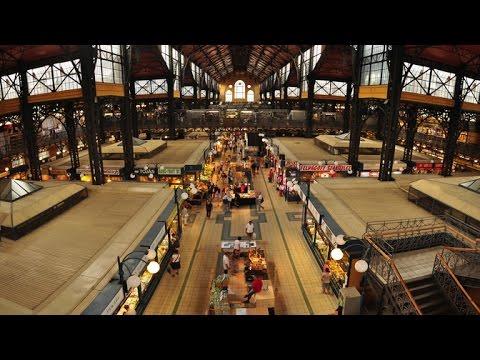 [Doku] Märkte 2 Im Bauch von Budapest - Die zentrale Markthalle [HD]