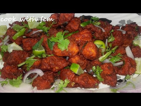Crispy Chicken Pakoda || Dhaba Style Pakora || Chicken Fry | Indian Chicken Nuggets - Chicken Pakori