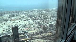 Burj Khalifa Dubai  At.mosphere bar in 123.floor