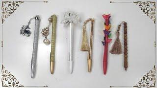 5 طرق بسيطة و مميزة لتزيين أقلام الحبر   العودة إلى المدرسة Back To School