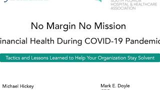 No Margin No Mission: 4 Tips to Stay Solvent in COVID19