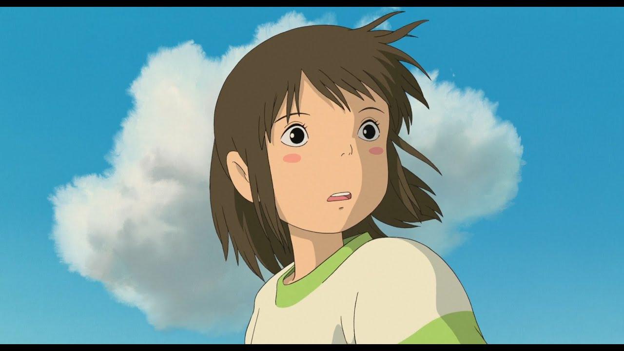 spirited away chihiro