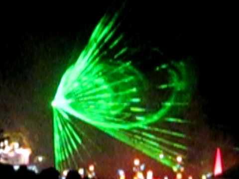 Magische Nacht 2009 in Freudenstadt