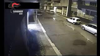 Estorsioni e bombe: arrestato 48enne andriese