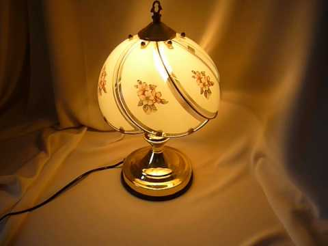 touch sensitive lamp youtube. Black Bedroom Furniture Sets. Home Design Ideas