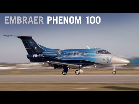 Embraer's New Phenom Gets More Power, Smarter Cockpit – AINtv