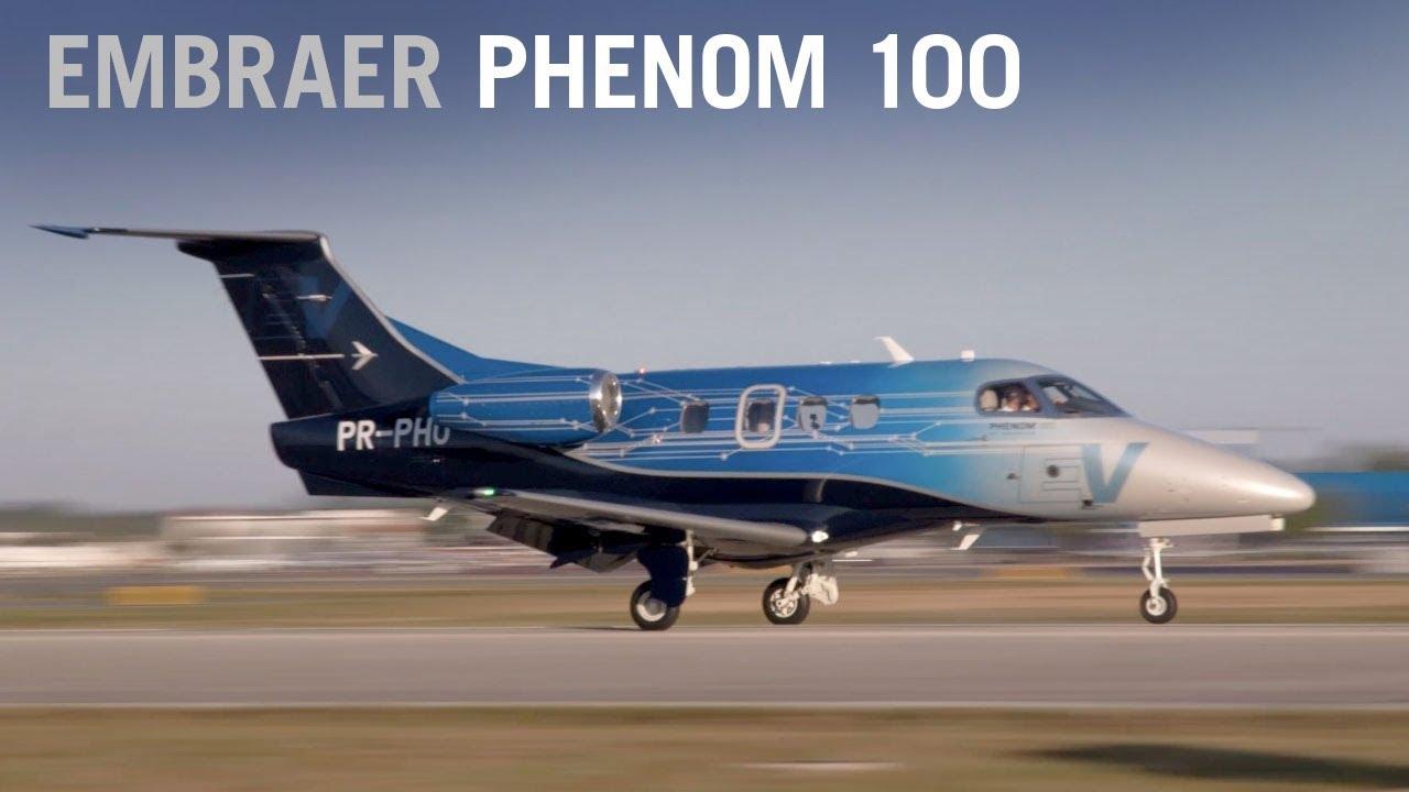 embraer u2019s new phenom gets more power  smarter cockpit  u2013 aintv