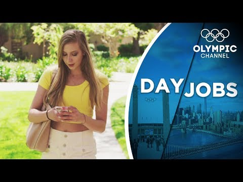 Polina Edmunds Spins Between University and Figure Skating at the Olympics | Day Jobs