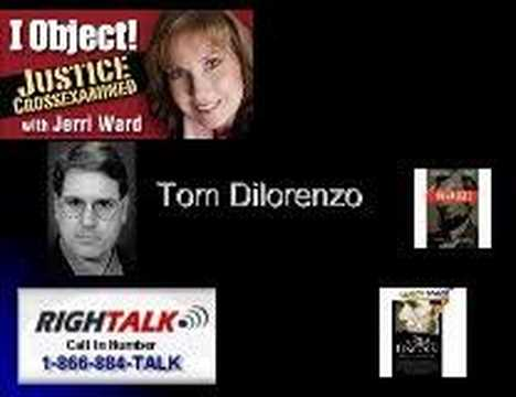 Interview with Tom Dilorenzo Part 1
