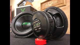 """JUST RELEASED! DEAF BONCE 1700W RMS """"27"""" SERIES SUB LINE TOUR!"""