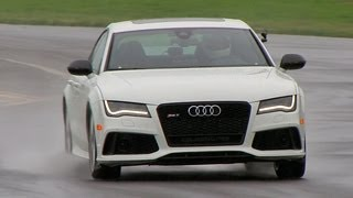 CNET On Cars - Driving the hottest RS Audi ever sold in the US - Ep. 38