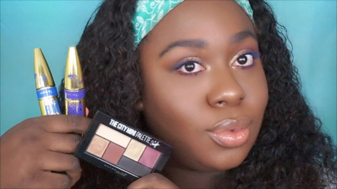 b0125328a90 MAYBELLINE X SHAYLA COLLECTION REVIEW + DEMO - YouTube