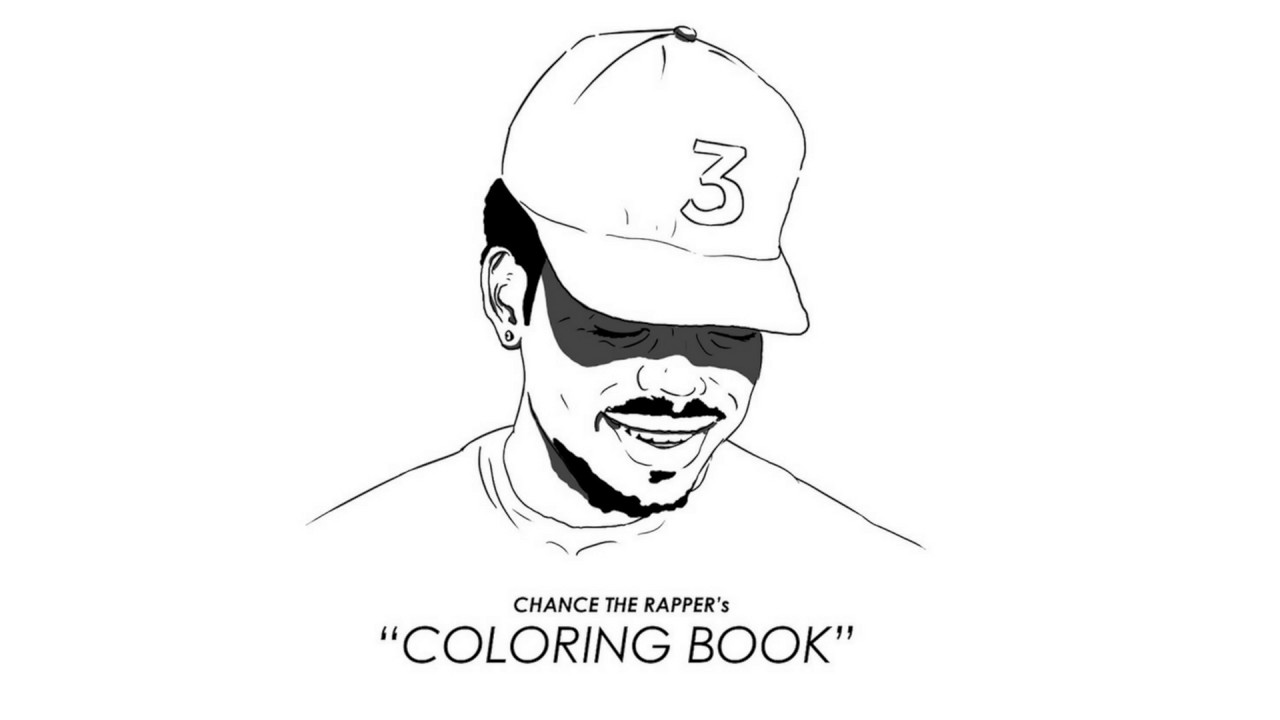 Coloring Book Album Chance The R Er : (FREE) Chance The RapperxDrake Type Beat
