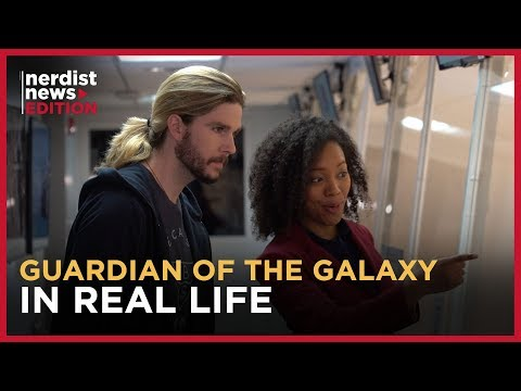 Meet NASA's Real-Life Guardians of the Galaxy (Nerdist News Edition)