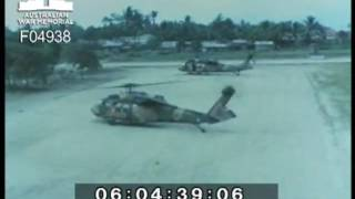 5 Aviation Regiment East Timor 21 November 1999