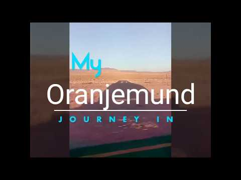 Weekend in Oranjemund