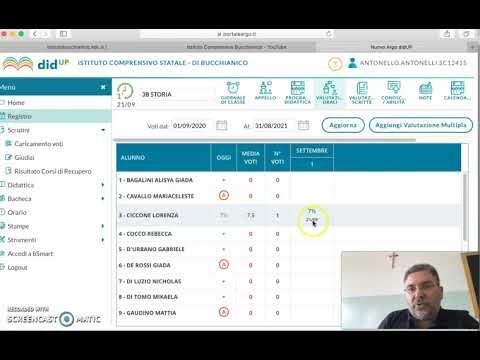 Il Registro Elettronico Argo: tutorial 2