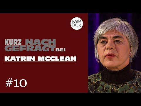 Kurz nachgefragt bei Katrin McClean