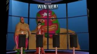Buzz! The Big Quiz PS2 Multiplayer Playthrough