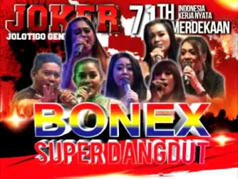 Dangdut Hot - TUM HI HO - jelita - JOKER - Bonek Super Dangdut 2016