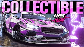 Need for Speed HEAT - EASIEST Collectible Locations Guide EVER!!