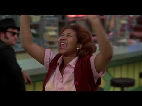 Aretha Franklin Think Blues Brothers 1080p
