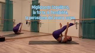 Lezioni online di Pilates, BootyBarre e Stretching