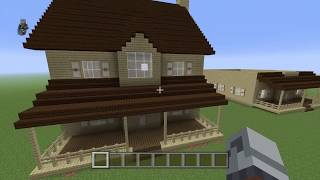Minecraft: How To Make A House Part 2 !
