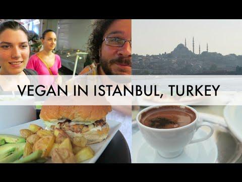 Istanbul, Turkey: Vegan Food Tour
