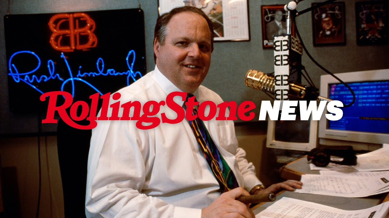 Rush Limbaugh, Right-Wing Radio Host, Dead at 70 | RS News 2/17/21