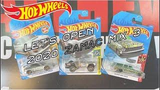 Let's Open Hot Wheels 2020 Walmart Zamac Mix 3