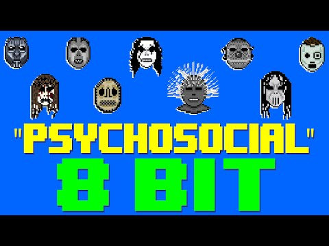 Psychosocial 8 Bit  Tribute to Slipknot  8 Bit Universe