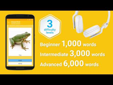 Learn Indonesian Vocabulary - 6,000 Words