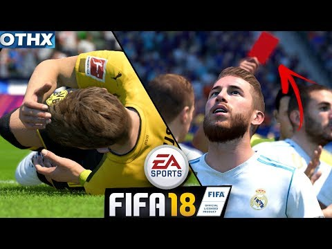 FIFA 18 | Stereotypes of Famous Players  ft. Reus, Robben, Ramos [1080p 60fps]