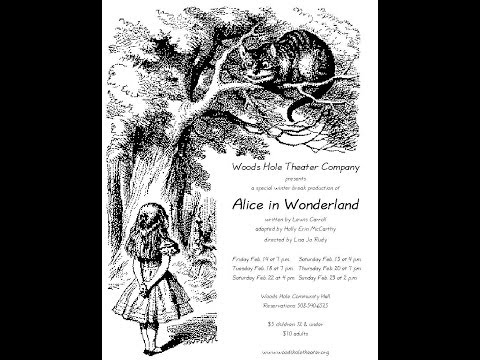Alice in Wonderland - Woods Hole Theater Company